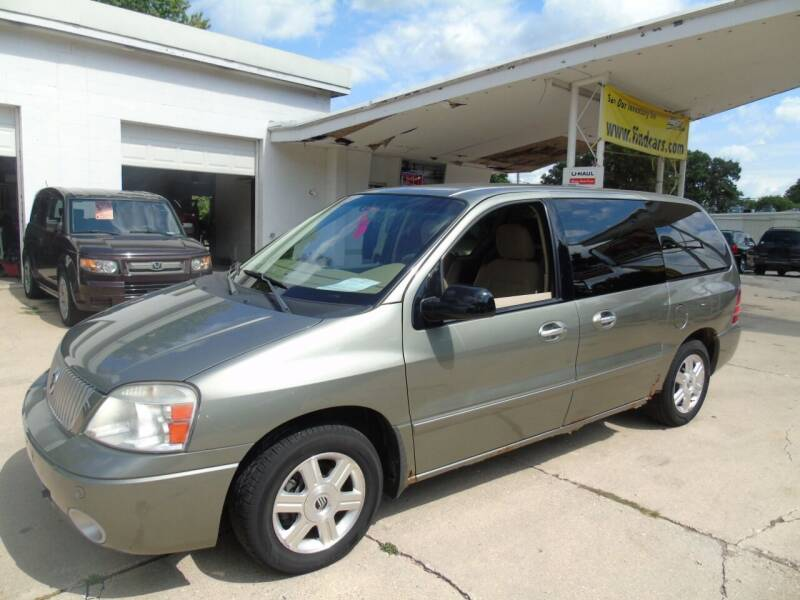 2004 Mercury Monterey for sale at C&C AUTO SALES INC in Charles City IA