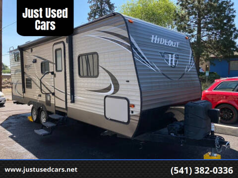 2017 Keystone Hideout 24 BHSWE for sale at Just Used Cars in Bend OR