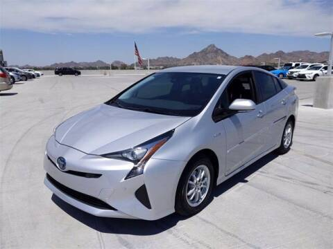 2017 Toyota Prius for sale at Camelback Volkswagen Subaru in Phoenix AZ
