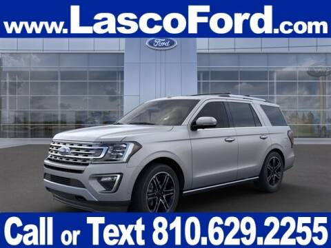 2021 Ford Expedition for sale at Lasco of Grand Blanc in Grand Blanc MI