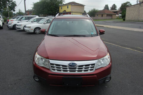 2011 Subaru Forester for sale at D&H Auto Group LLC in Allentown PA