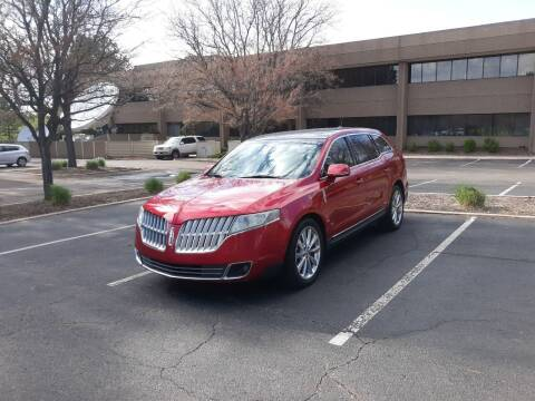 2010 Lincoln MKT for sale at QUEST MOTORS in Englewood CO