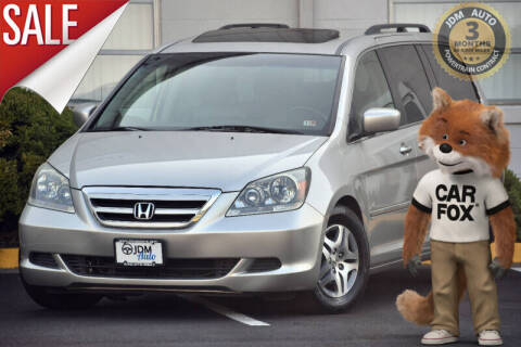 2007 Honda Odyssey for sale at JDM Auto in Fredericksburg VA