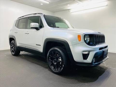 2020 Jeep Renegade for sale at Champagne Motor Car Company in Willimantic CT