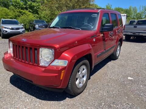 2009 Jeep Liberty for sale at Complete Auto Credit in Moyock NC