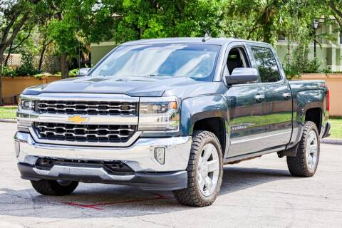 2018 Chevrolet Silverado 1500 for sale at Easy Deal Auto Brokers in Hollywood FL