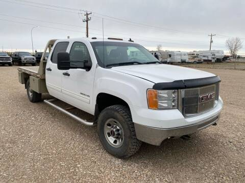 2010 GMC Sierra 3500HD for sale at Canuck Truck in Magrath AB