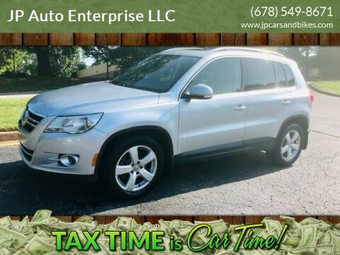 2010 Volkswagen Tiguan for sale at JP Auto Enterprise LLC in Duluth GA
