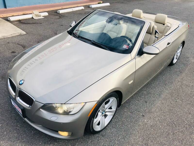 2008 BMW 3 Series for sale at Trimax Auto Group in Norfolk VA