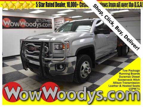 2015 GMC Sierra 3500HD for sale at WOODY'S AUTOMOTIVE GROUP in Chillicothe MO