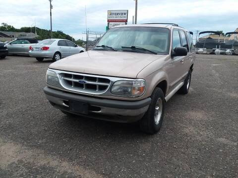 1996 Ford Explorer for sale at Affordable 4 All Auto Sales in Elk River MN