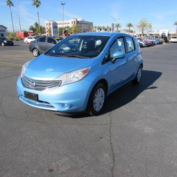 2015 Nissan Versa Note for sale at Charlie Cheap Car in Las Vegas NV