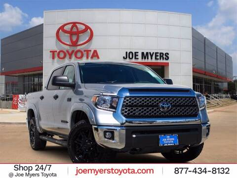 2020 Toyota Tundra for sale at Joe Myers Toyota PreOwned in Houston TX