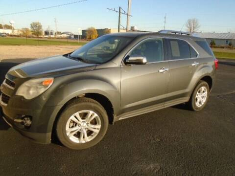 2011 Chevrolet Equinox for sale at SWENSON MOTORS in Gaylord MN