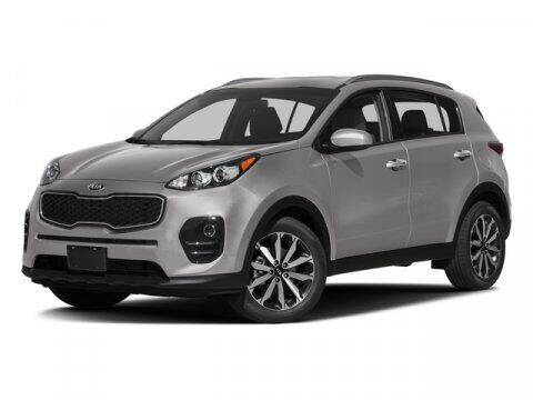 2017 Kia Sportage for sale at Hawk Ford of St. Charles in St Charles IL
