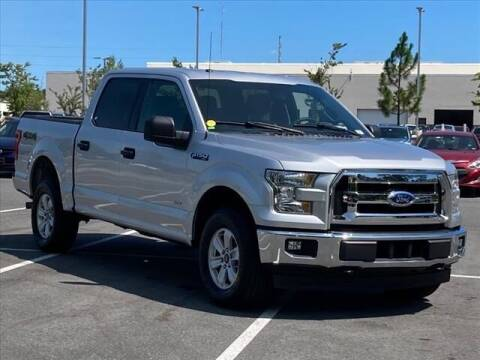 2017 Ford F-150 for sale at PHIL SMITH AUTOMOTIVE GROUP - Pinehurst Toyota Hyundai in Southern Pines NC