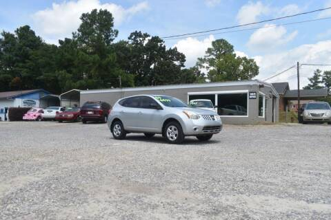 2009 Nissan Rogue for sale at Barrett Auto Sales in North Augusta SC