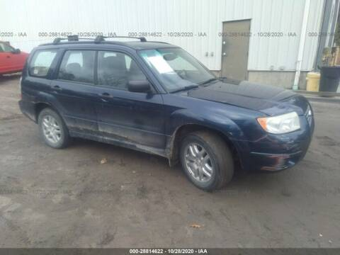 2006 Subaru Forester for sale at Route 28 Auto Sales in Canton MA
