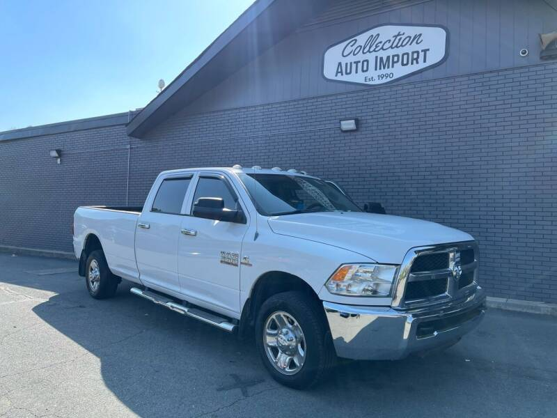 2014 RAM Ram Pickup 2500 for sale at Collection Auto Import in Charlotte NC