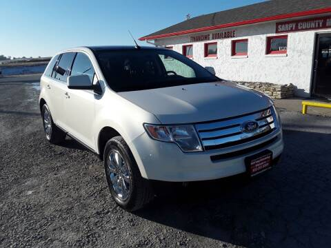 2008 Ford Edge for sale at Sarpy County Motors in Springfield NE