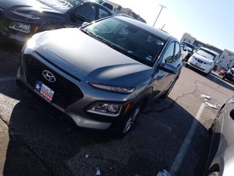 2020 Hyundai Kona for sale at Douglass Automotive Group in Central Texas TX