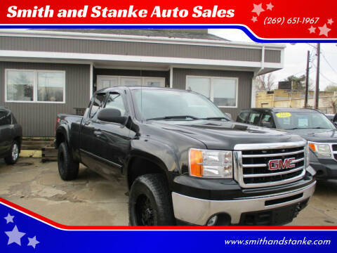 2013 GMC Sierra 1500 for sale at Smith and Stanke Auto Sales in Sturgis MI