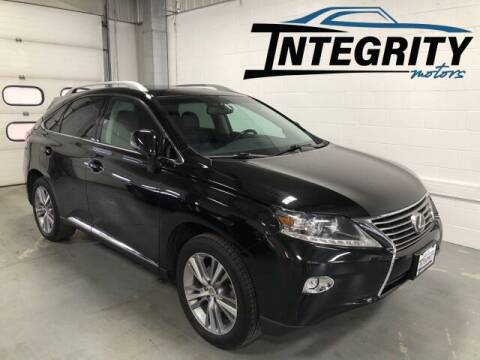 2015 Lexus RX 350 for sale at Integrity Motors, Inc. in Fond Du Lac WI