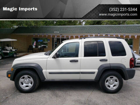 2006 Jeep Liberty for sale at Magic Imports in Melrose FL