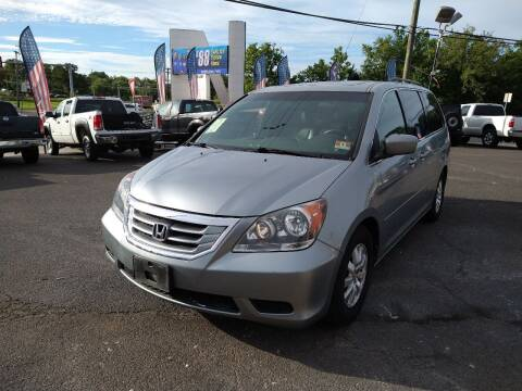 2009 Honda Odyssey for sale at P J McCafferty Inc in Langhorne PA