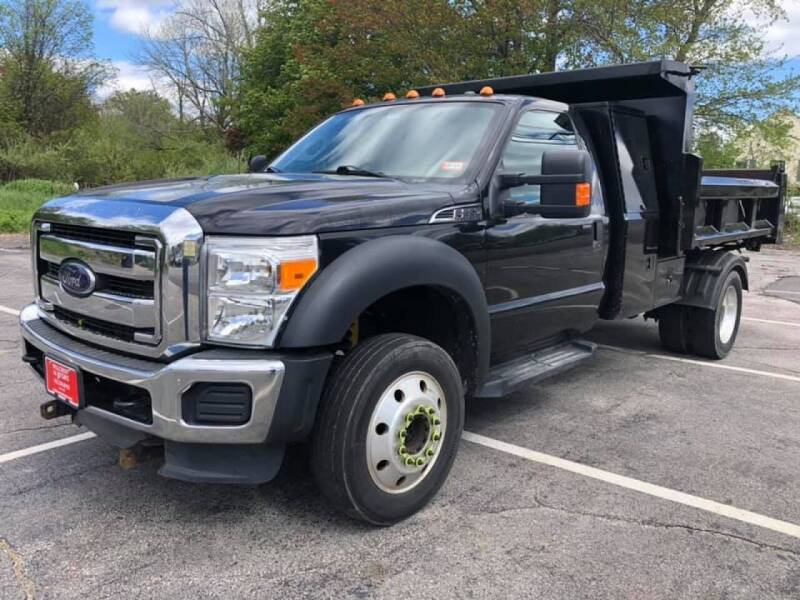2013 Ford F-550 Super Duty for sale at Hillcrest Motors in Derry NH