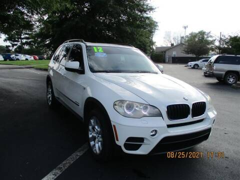 2012 BMW X5 for sale at Euro Asian Cars in Knoxville TN