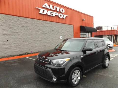 2014 Kia Soul for sale at Auto Depot - Madison in Madison TN