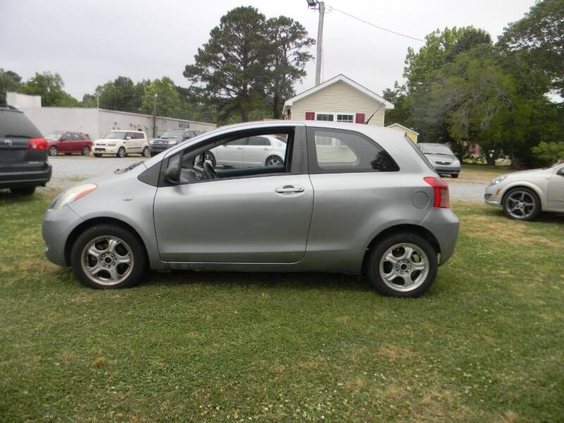 2007 Toyota Yaris for sale at SeaCrest Sales, LLC in Elizabeth City NC