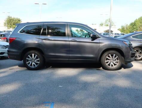 2019 Honda Pilot for sale at Southern Auto Solutions - BMW of South Atlanta in Marietta GA