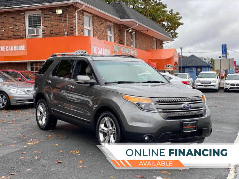 2011 Ford Explorer for sale at Bloomingdale Auto Group - The Car House in Butler NJ
