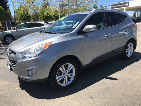 2013 Hyundai Tucson for sale at Autos Wholesale in Hayward CA