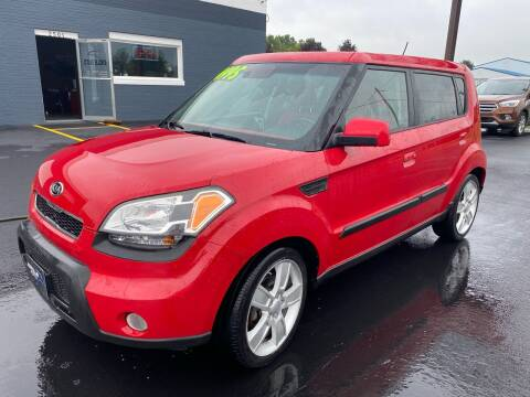 2010 Kia Soul for sale at Eagle Auto LLC in Green Bay WI