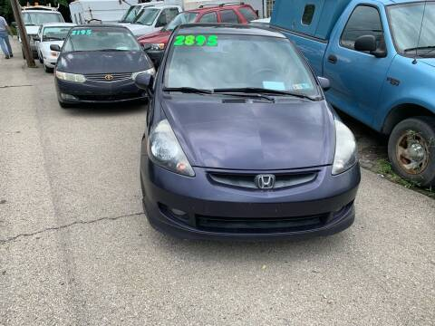 2008 Honda Fit for sale at Stan's Auto Sales Inc in New Castle PA