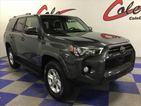 2020 Toyota 4Runner for sale at Cole Chevy Pre-Owned in Bluefield WV