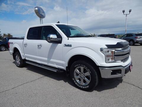 2019 Ford F-150 for sale at West Motor Company - West Motor Ford in Preston ID