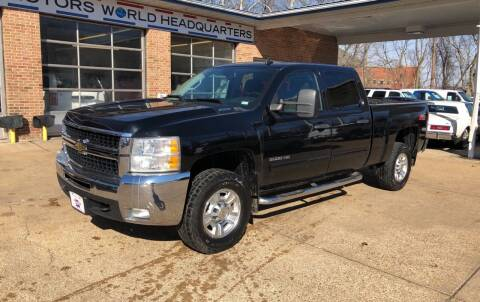 2010 Chevrolet Silverado 2500HD for sale at County Seat Motors East in Union MO