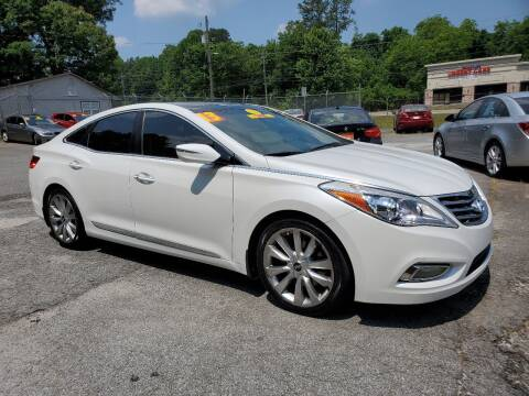 2013 Hyundai Azera for sale at Import Plus Auto Sales in Norcross GA