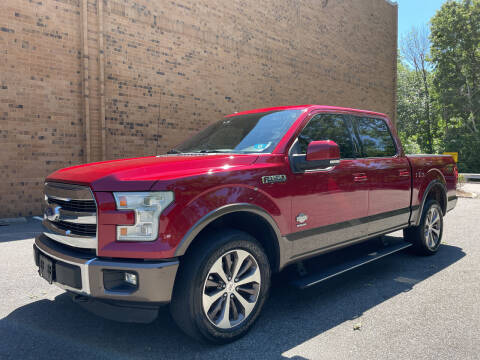 2015 Ford F-150 for sale at Vantage Auto Wholesale in Moonachie NJ