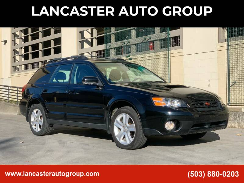 2005 Subaru Outback for sale at LANCASTER AUTO GROUP in Portland OR