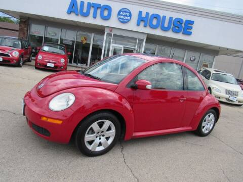 2007 Volkswagen New Beetle for sale at Auto House Motors in Downers Grove IL