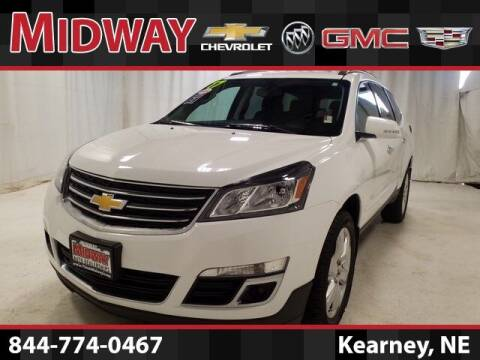 2017 Chevrolet Traverse for sale at Midway Auto Outlet in Kearney NE