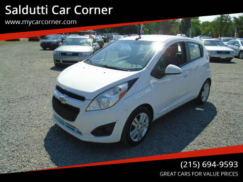 2014 Chevrolet Spark for sale at Saldutti Car Corner in Gilbertsville PA