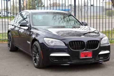 2010 BMW 7 Series for sale at Avanesyan Motors in Orem UT