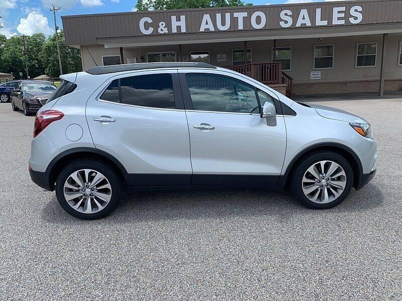 2019 Buick Encore for sale at C & H AUTO SALES WITH RICARDO ZAMORA in Daleville AL