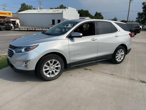 2019 Chevrolet Equinox for sale at Angels Auto Sales in Great Bend KS
